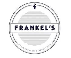 FRANKEL'S DELICATESSEN & APPETIZING F
