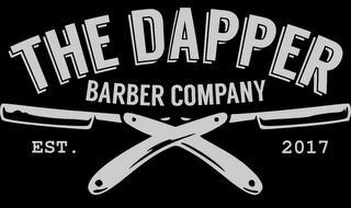 THE DAPPER BARBER COMPANY EST. 2017