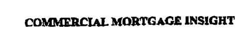 COMMERCIAL MORTGAGE INSIGHT