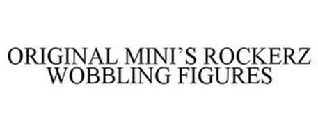 ORIGINAL MINI'S ROCKERZ WOBBLING FIGURES