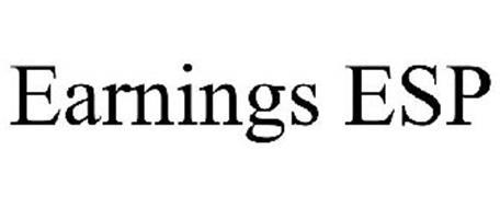 EARNINGS ESP