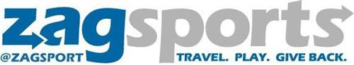ZAGSPORTS @ZAGSPORT TRAVEL. PLAY. GIVE BACK.