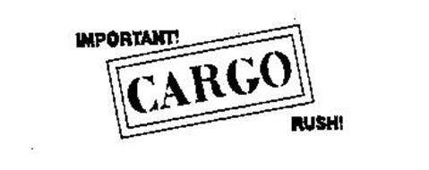 IMPORTANT! CARGO RUSH!