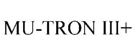 MU-TRON III+
