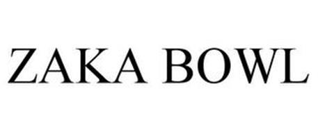 ZAKA BOWL
