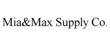 MIA&MAX SUPPLY CO.