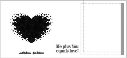 SMELL DELICIOUS, FEEL DELICIOUS - ME PLUS YOU EQUALS LOVE!