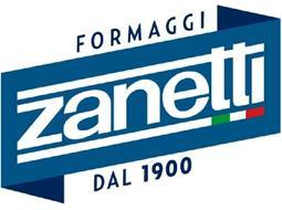 Formaggi zanetti dal 1900 trademark of zanetti s p a for Zanette spa