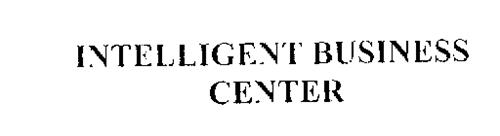 INTELLIGENT BUSINESS CENTER