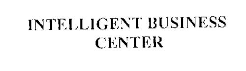 INTELLIGENT BUSINESS CENTER
