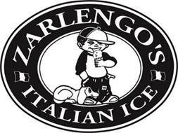 ZARLENGO'S ITALIAN ICE