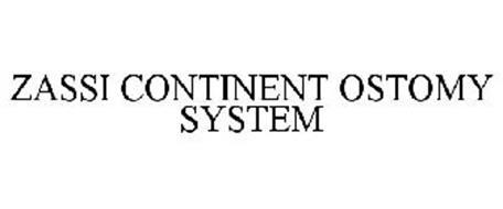 ZASSI CONTINENT OSTOMY SYSTEM