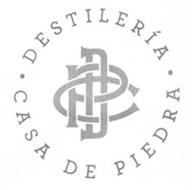 DCP · DESTILERÍA · CASA DE PIEDRA