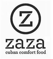Z ZAZA CUBAN COMFORT FOOD
