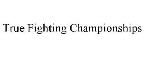 TRUE FIGHTING CHAMPIONSHIPS