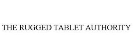 THE RUGGED TABLET AUTHORITY