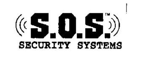 S.O.S. SECURITY SYSTEMS