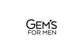 GEM'S FOR MEN