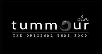 DE TUMMOUR THE ORIGINAL THAI FOOD