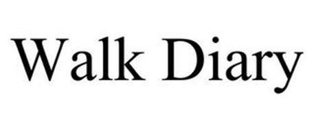 WALK DIARY