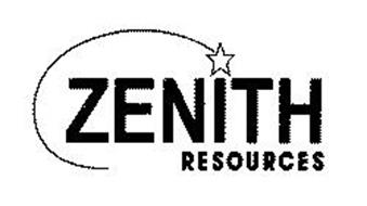 ZENITH RESOURCES