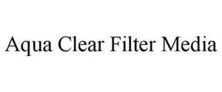 AQUA CLEAR FILTER MEDIA