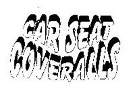 CAR SEAT COVERALLS