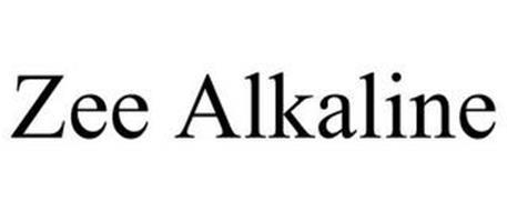 ZEE ALKALINE