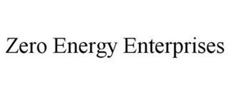 ZERO ENERGY ENTERPRISES