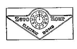 ZERO HOUR ELECTRIC BOMB