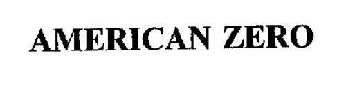 AMERICAN ZERO