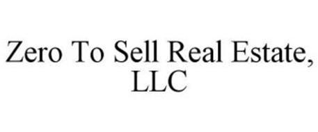 ZERO TO SELL REAL ESTATE, LLC