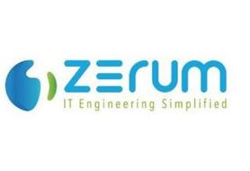 ZERUM IT ENGINEERING SIMPLIFIED