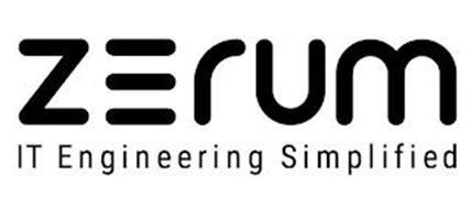 ZERUM IT ENGINEERING SIMPLIFIED