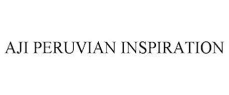 AJI PERUVIAN INSPIRATION