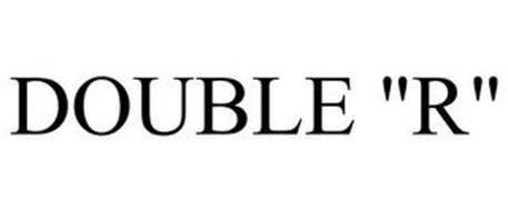 """DOUBLE """"R"""""""
