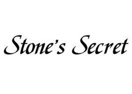 STONE'S SECRET