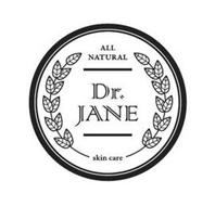 ALL NATURAL DR. JANE SKIN CARE