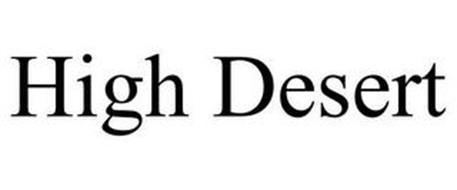 HIGH-DESERT