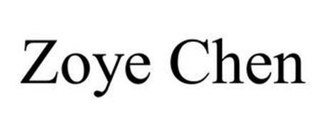 ZOYE CHEN