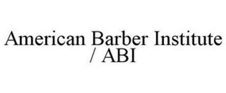 AMERICAN BARBER INSTITUTE / ABI