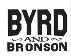 BYRD AND BRONSON