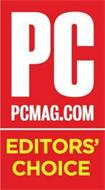 PC PCMAG.COM EDITORS' CHOICE