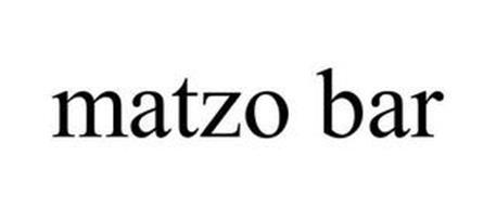 MATZO BAR