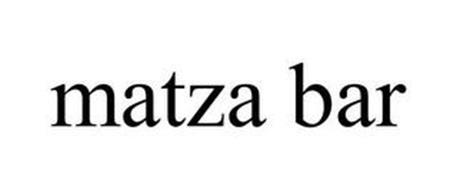MATZA BAR