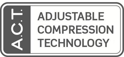 A.C.T. ADJUSTABLE COMPRESSION TECHNOLOGY