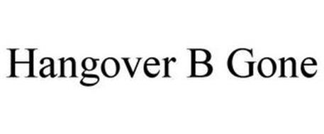 HANGOVER B GONE