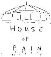 HOUSE OF PAIN AND DESIGN