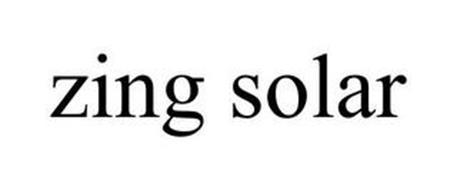 ZING SOLAR