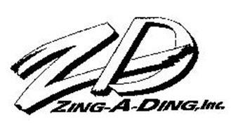 ZD ZING-A-DING, INC.